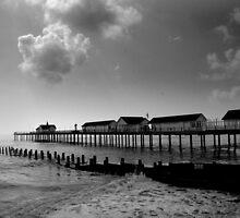 Southwold Pier by Trevor Durrant
