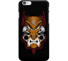 Hot Rod Tiki iPhone Case/Skin