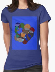 colourful rings T-Shirt