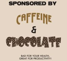 Sponsored by Caffeine & Chocolate by Kristy Spring-Brown