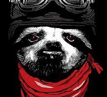 Adventure Sloth by papabuju