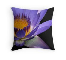 Oh my God - Water Lilly -Queensland - Australia Throw Pillow