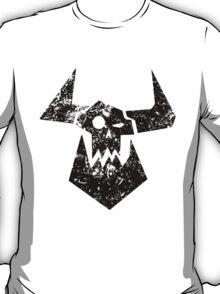 Ork Glyph Black T-Shirt
