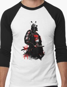 Shinigami Samurai Men's Baseball ¾ T-Shirt