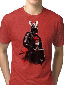 Shinigami Samurai Tri-blend T-Shirt