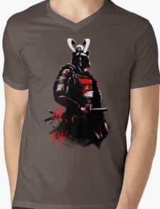 Shinigami Samurai Mens V-Neck T-Shirt