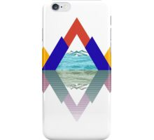 Serene Mountains iPhone Case/Skin