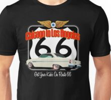 Get Your Kicks on 66 Unisex T-Shirt