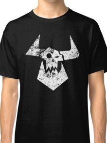 Ork Glyph White Classic T-Shirt