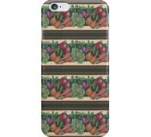 Harvest Pattern iPhone Case/Skin