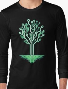 Tree of Technological Knowledge Long Sleeve T-Shirt