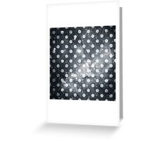 Polka Dot Universe Greeting Card