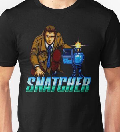 Snatcher - SEGA CD Unisex T-Shirt