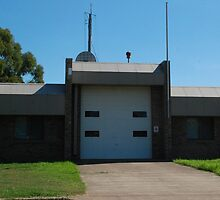 Nsw Fire Brigades Denman Station by rossco