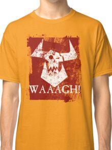 Ork Red Waaargh! Classic T-Shirt