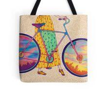 Bike tour Tote Bag