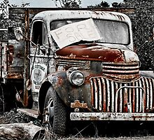 Rust In Peace by rossco