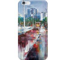 City street iPhone Case/Skin