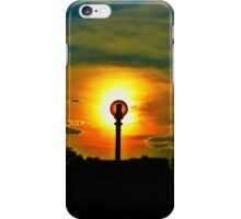 Colorado sunset iPhone Case/Skin