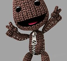 LBP Sackboy by jordams124