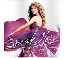 Speak Now Album Art Poster