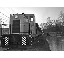 Locomotive Photographic Print