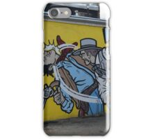 Street Art in Denver iPhone Case/Skin
