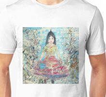 LITTLE UNICORN GIRL Unisex T-Shirt