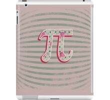 Artistic Pi Day iPad Case/Skin
