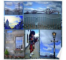 South Queensferry Impressions Poster