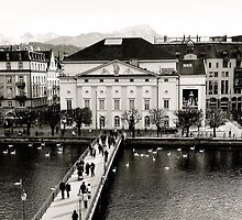 Theater Lucerne, Switzerland by itchingink