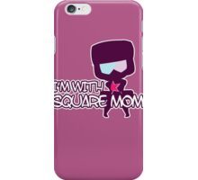 Steven Universe-Square Mom iPhone Case/Skin