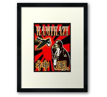 JAPAN, Kamikazi, Zero Pilot, Japanese, World War II, WW2, WWII Framed Print