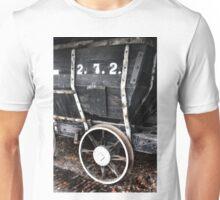 Vintage Original 18th Century Mining Train Unisex T-Shirt