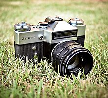 Zenit - E by photographymax
