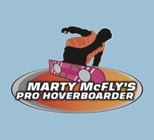 McFly's Pro Hoverboarder Kids Tee