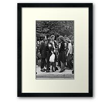 Rock and Roll Radio Campaign, 1976 Framed Print