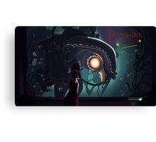 Songbird - Bioshock Infinite (Fanart) Canvas Print