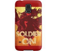 IwillSoldierON Samsung Galaxy Case/Skin