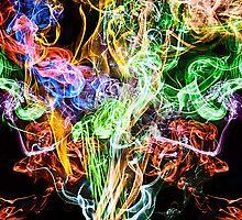 Colored smokes by soumen