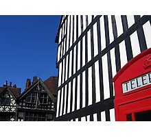 Sheep Street, Stratford-upon-Avon, England Photographic Print