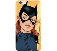 Batgirl Selfie iPhone Case/Skin