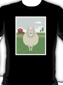 Sheep in a meadow T-Shirt