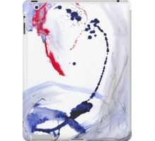 Oil and Water #47 iPad Case/Skin