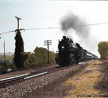 Frisco 1522 Colorized by Tim Bell
