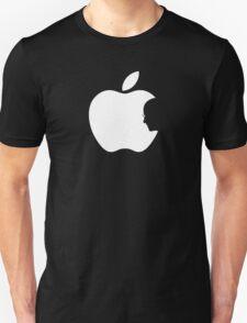 Steve Jobs Apple Logo T-Shirt T-Shirt