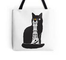 Eye of Cat or Sauron Tote Bag