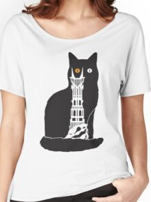 Eye of Cat or Sauron Women's Relaxed Fit T-Shirt
