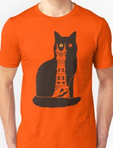 Eye of Cat or Sauron Unisex T-Shirt