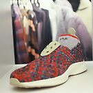Air Woven Color HTM by Gerald Watson